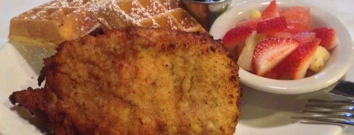 The 15 Best Places For Chicken Waffles In Washington