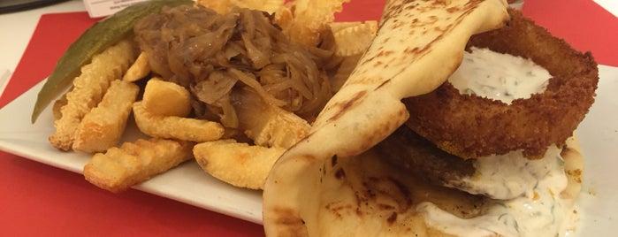 Flip Restaurant is one of Posti che sono piaciuti a Churlsun.
