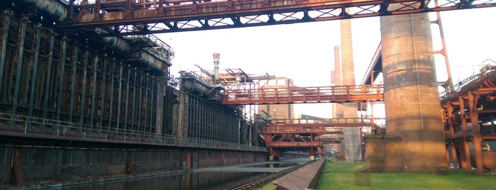 Zeche Zollverein is one of Lugares favoritos de Vangelis.