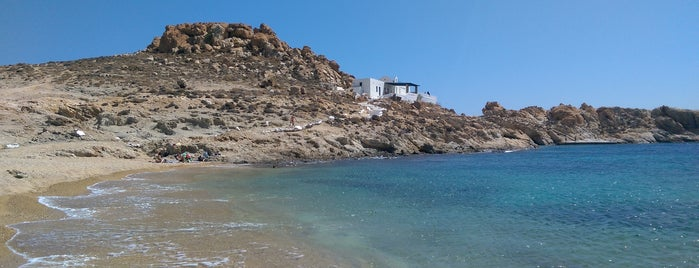 Agios Sostis Beach is one of Vangelisさんのお気に入りスポット.