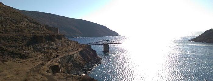 μεταλλεία,Σέριφος is one of Posti che sono piaciuti a Vangelis.