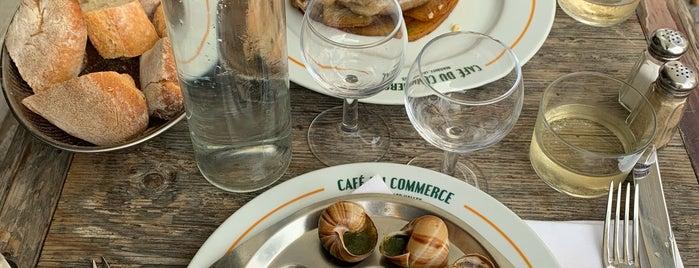 Café du Commerce is one of Biarritz.