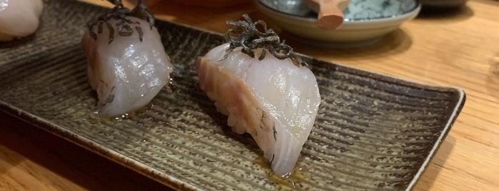 Okane is one of SF Bib Gourmand.