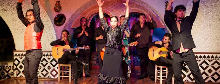 Tablao Flamenco Cordobés is one of Gespeicherte Orte von Queen.