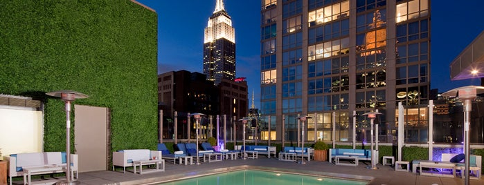 Gansevoort Park Avenue NYC is one of USA: Hotels.
