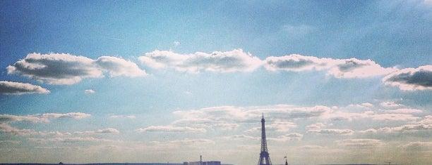 Terrasse des Galeries Lafayette is one of My Paris Best.