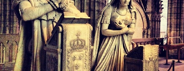 Basilique Saint-Denis is one of Bienvenue en France !.