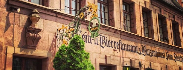 Steichele is one of Nürnberg, Deutschland (Nuremberg, Germany).