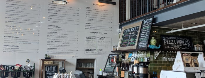 Herb & Eatery is one of SD To-Do.