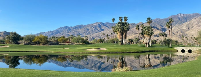 Indian Canyons Golf Resort is one of palm springs.