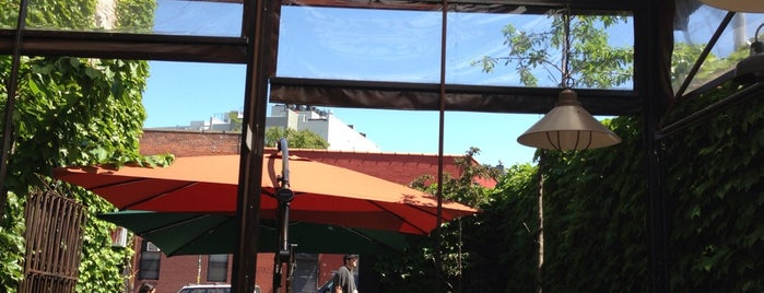 Aurora is one of NYC Restaurants (with Patios!).