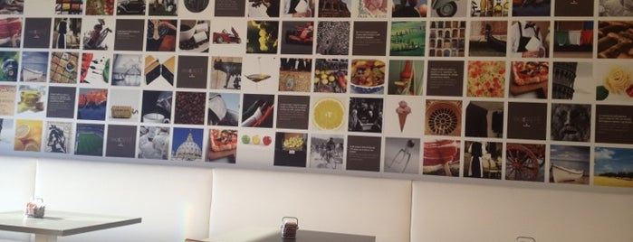 Spazio Caffe is one of Places to Go.