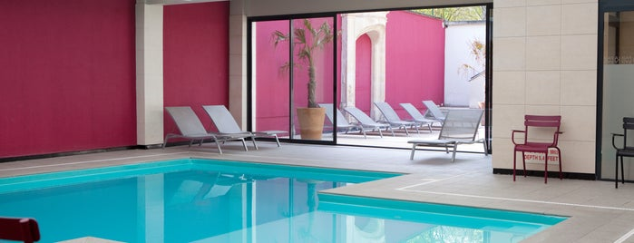 BEST WESTERN PLUS Hôtel de la Paix is one of Orte, die Allison gefallen.