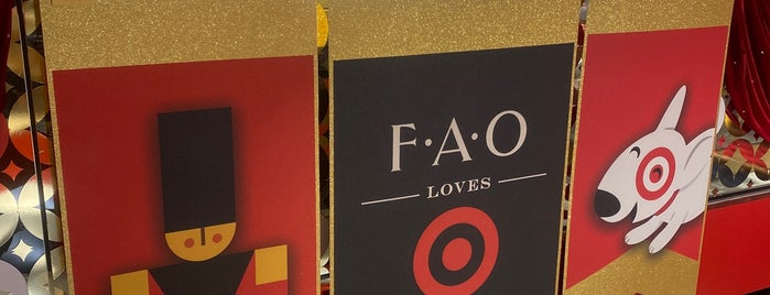 FAO Schwarz is one of NYC - Attractions.