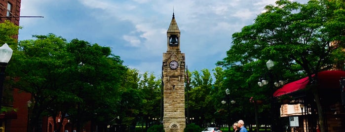 Centerway Square is one of Top 10 favorites places in Corning, NY.