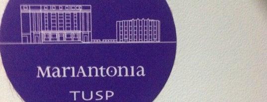 Centro Universitário Maria Antonia (CEUMA–USP) is one of Lugares em São Paulo para amantes de livros.