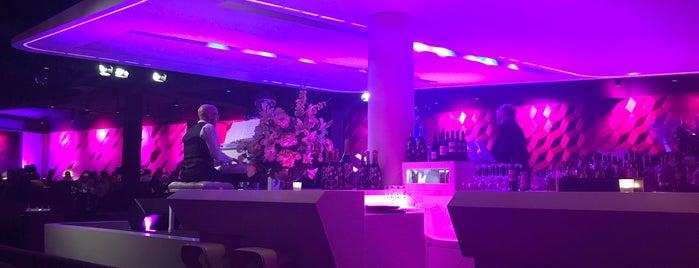 Albertina Dinner Club is one of Orte, die Saba gefallen.