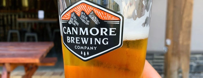 Canmore Brewing Co is one of West Canada.