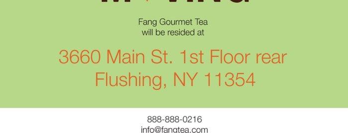 Fang Gourmet Tea is one of Brooklyn.