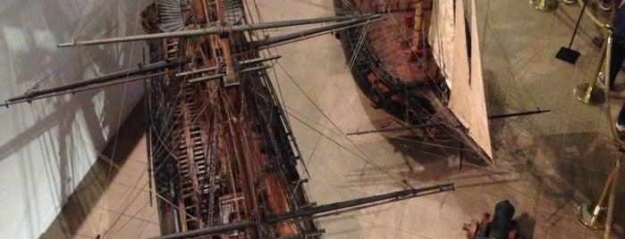 Musée de la Marine is one of Ships (historical, sailing, original or replica).