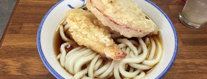 玉麺 佳津屋 is one of Orte, die Bosabosahead gefallen.
