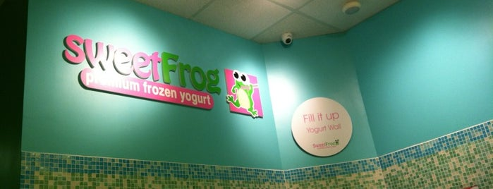 sweetFrog is one of Best Of Virginia.