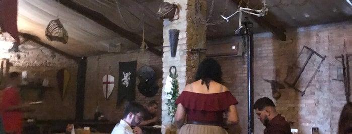 Milord Taverna is one of Locais salvos de Yuri.