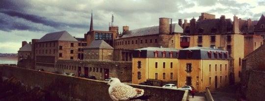Intra-Muros – Centre de Saint-Malo is one of Bienvenue en France !.