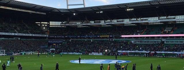 Weser-Stadion VIP-Logen Nord is one of Locais curtidos por V͜͡l͜͡a͜͡d͜͡y͜͡S͜͡l͜͡a͜͡v͜͡a͜͡.