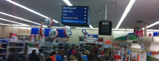 Walmart Supercenter is one of Orte, die Brian gefallen.