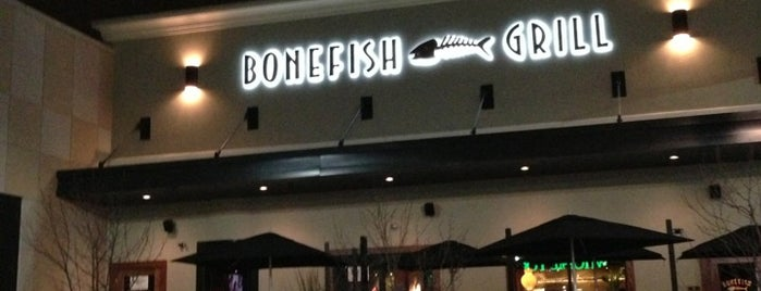 Bonefish Grill - Closed is one of Burb Life.