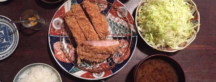 西麻布 豚組 is one of Tokyo Casual Dining.