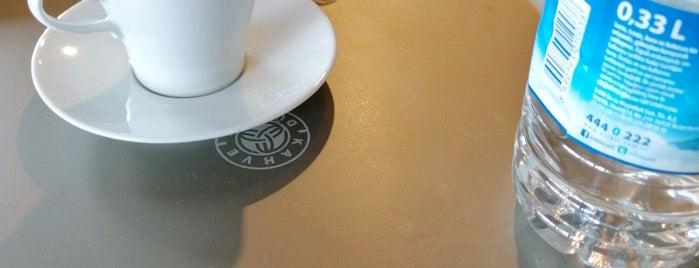 Kahve Dünyası is one of สถานที่ที่ Celâl ถูกใจ.