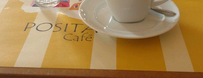 Positano Café is one of สถานที่ที่ Daniele ถูกใจ.
