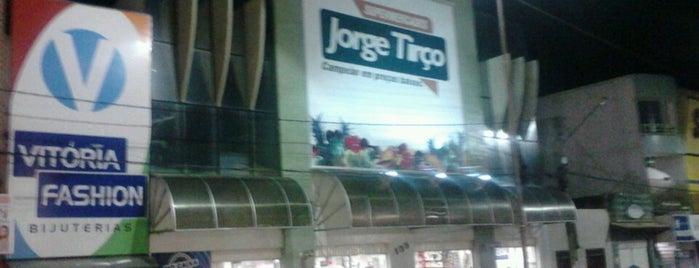 Supermercado Jorge Tirço is one of Lieux qui ont plu à Victor Licenor.