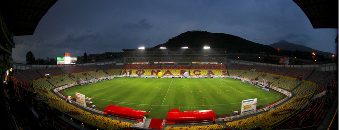 Estadio Morelos is one of outsiders....