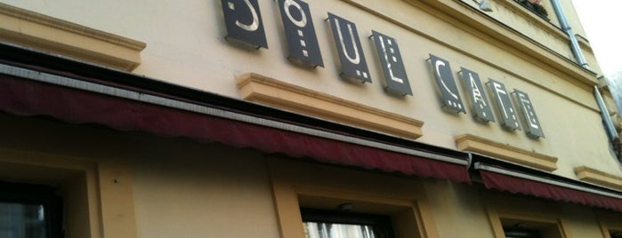 Soul Café is one of Budapeste.