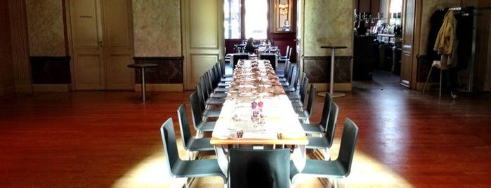 Brasserie HA' is one of Lugares favoritos de Sven.