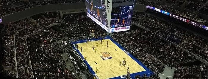 NBA global games is one of Orte, die Sarah gefallen.