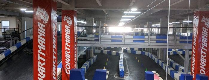 Go-Kart Manía is one of สถานที่ที่ Jorge ถูกใจ.