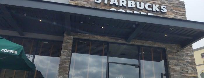 Starbucks is one of Orte, die Rocío gefallen.