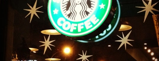 Starbucks is one of Restaurants i Bars.