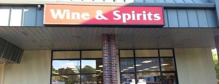 PA Wine & Spirits is one of สถานที่ที่ Toad ถูกใจ.
