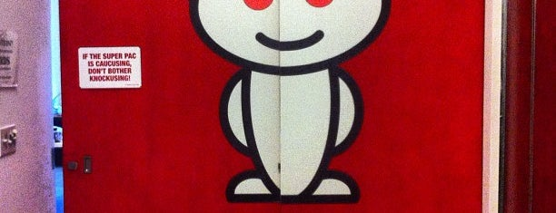 Reddit HQ is one of Silicon Valley Companies.