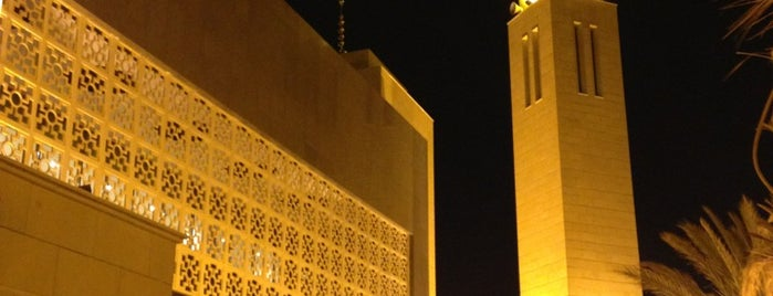 مسجد is one of Gespeicherte Orte von Fahad.