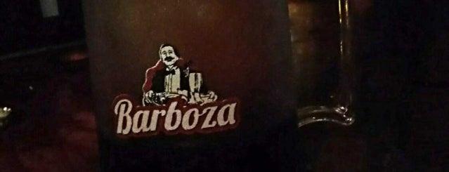 Barboza is one of สถานที่ที่บันทึกไว้ของ Fabio.