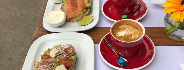 Lobo Café is one of BA Cafeterías.