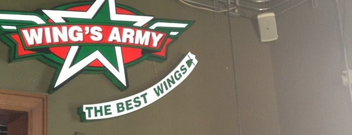 Wing's Army is one of Locais curtidos por Fernando.