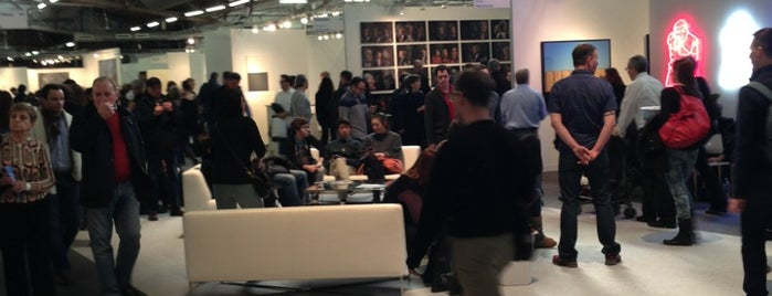 The Armory Show is one of Arts / Music / Science / History venues.