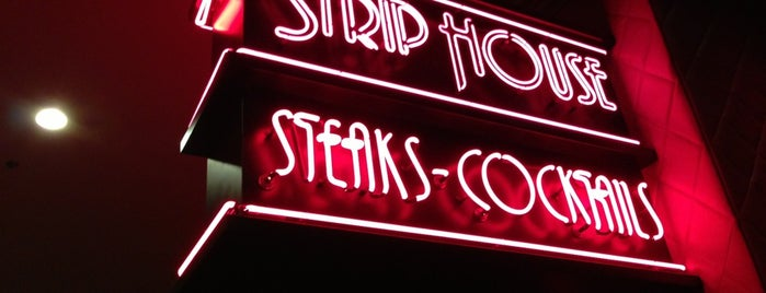 Strip House is one of Marie's Liked Places.